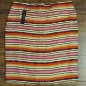 Talbots Linen Skirt